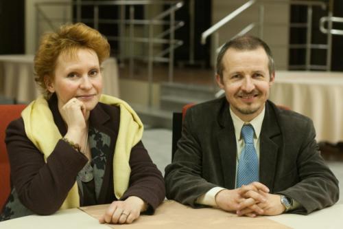 Anna i Janusz Wardakowie